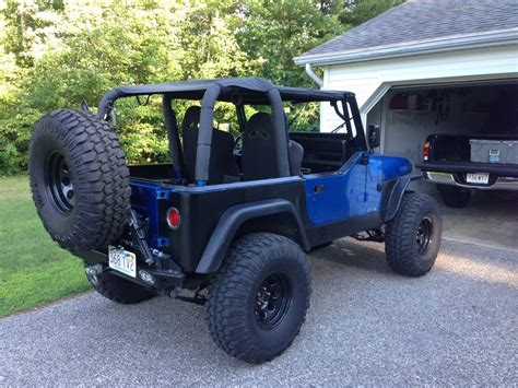 built jeep built 1992 jeep wrangler yj rock crawler lift lockers