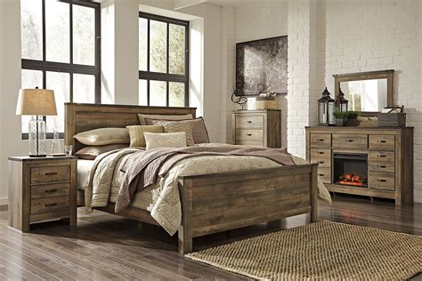 trinell panel bedroom set  signature design  ashley  reviews furniturepick