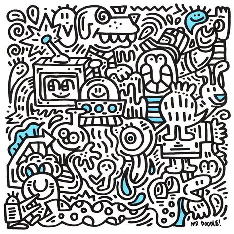 start een doodle doodle time met mr doodle daily cappuccino lifestyle