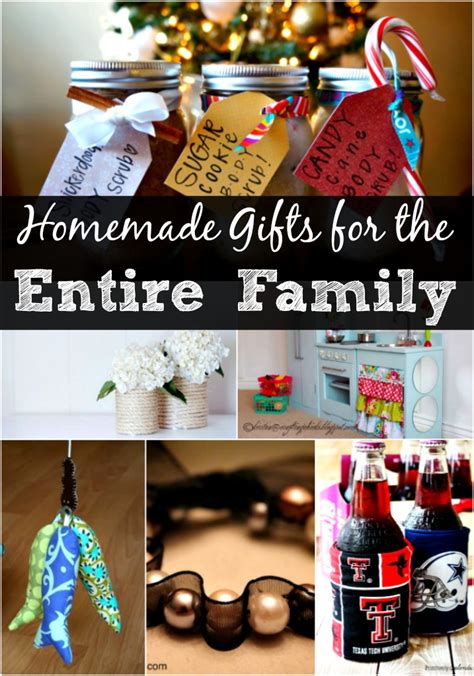 gifts for the family frugal living archives simplify live love