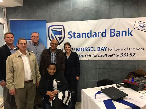 standard bank register dorp die jaar stem by standard bank mossel bay