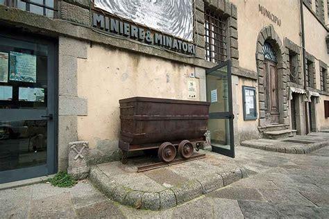 museo delle miniere santa fiora monte amiata autunno da gustare mete e itinerari la