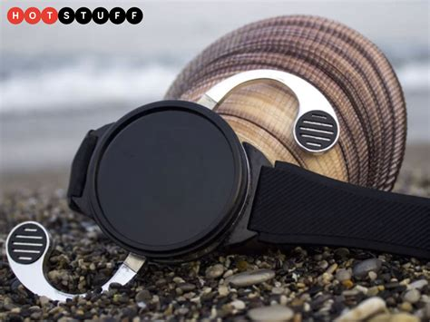 The Shell smartwatch doubles as a phone and you can charge it with your hands   Stuff
