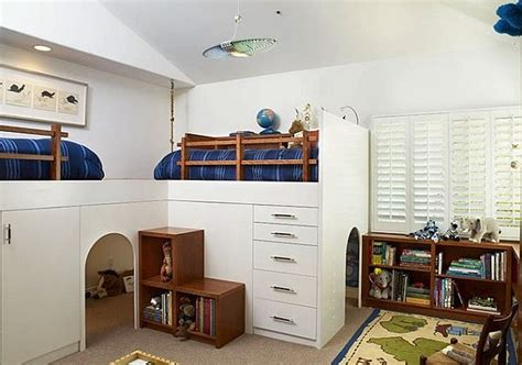 9 year old boy bedroom ideas stylish loft beds for kids 8 creativeideas
