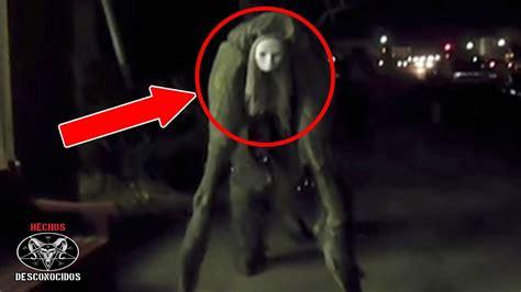 imagenes raras miticas 5 criaturas extra 209 as captados por camaras v 237 deos de terror