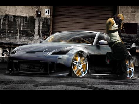 nissan tuner cars cars nissan 350z tuning picture nr 40070