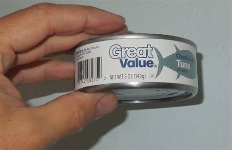how much is inside a can of tuna fish