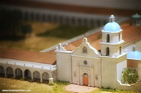 mission san luis rey de francia model of mission eighteent flickr