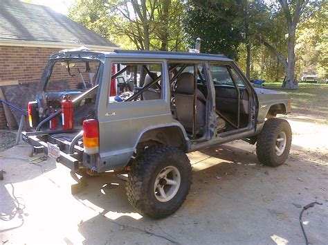 Jeep Xj Cage Xj Roll Cages Nc4x4