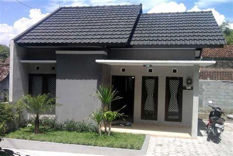 desain atap rumah minimalis  lantai atap rumah