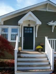 Overhang For Front Door Craftsman Front Door Overhang Studio Design Gallery Best Design