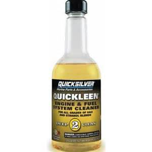 Fuel System Gas Treatment Mercury Quickleen Fuel Treatment Domo