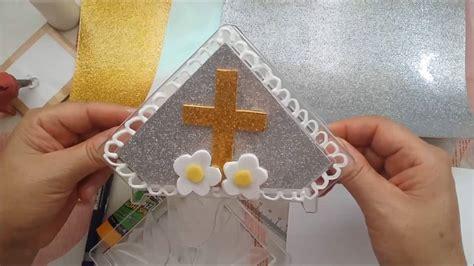 como decorar servilleteros para bautizo como decorar un servilletero youtube