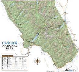 us map glacier national park glacier national park interactive map