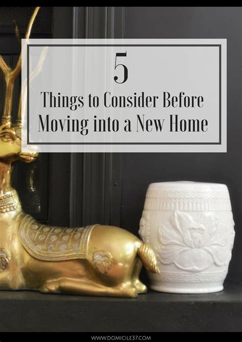 things to buy when moving house things to buy before moving into a new house 5 things to consider before moving into