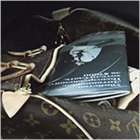 The Mikhail Gorbachev And Louis Vuitton by Louis Vuitton Ad Shows Gorbachev Accompanied By Subversive