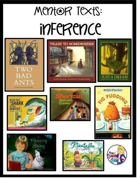 picture books for inferencing teaching inferences mentor texts are a great way to teach