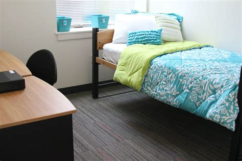 room shocker housing and residence floor plans wichita state