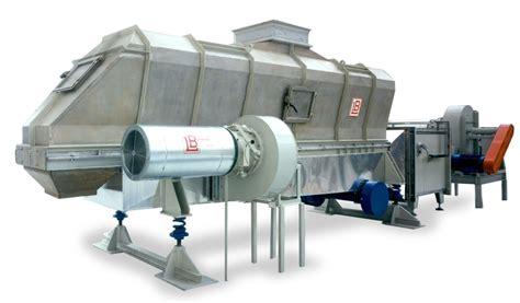 essiccatori a letto fluido evf macchina per essicazione a letto fluido lb technology