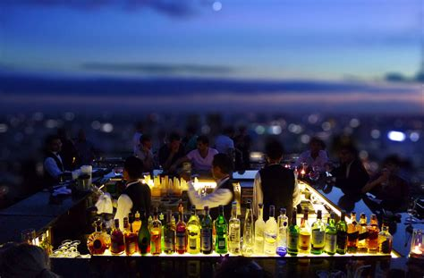 Top 5 Bars In by Top 5 Rooftop Bars In New York City Travefy