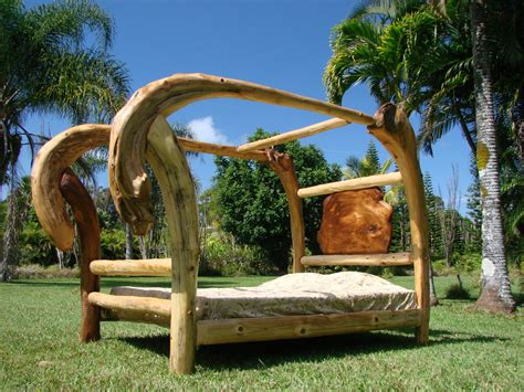 driftwood bed driftwood canopy bed by jeffro lumberjocks com woodworking community