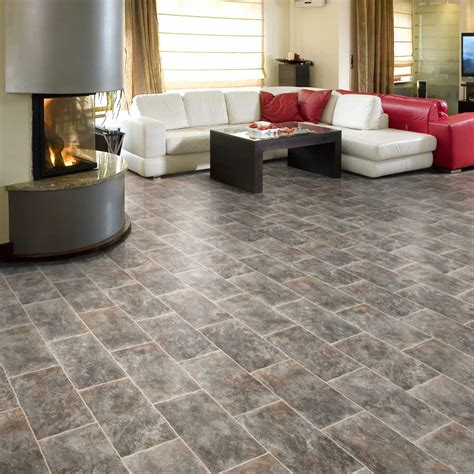 vinyl flooring in uk presto tile vinyl flooring buy tile effect lino onlinecarpets co uk