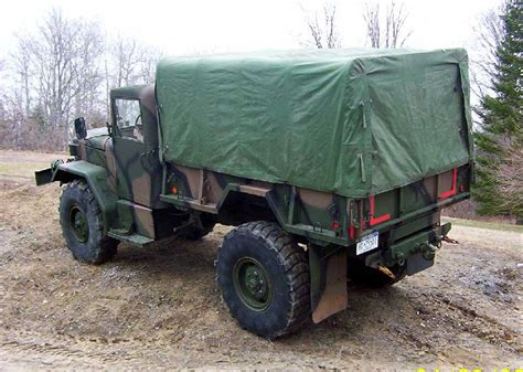 military truck bed the m35a2 page