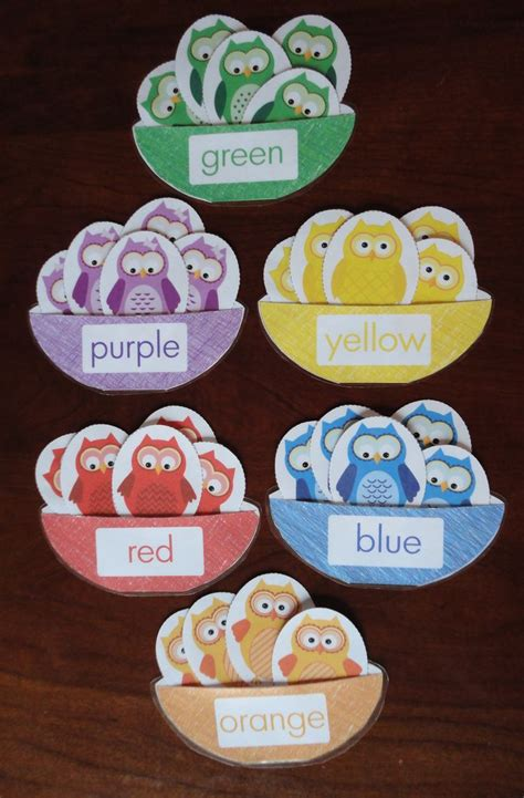 sort colors 175 best matching sorting patterning colors and shapes