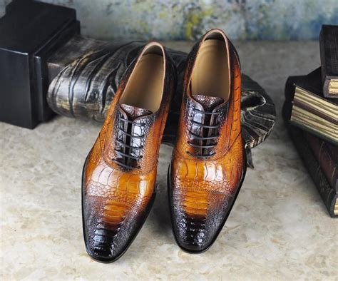 find more oxfords information about luxury brand new shoes ostrich skin made leather shoes
