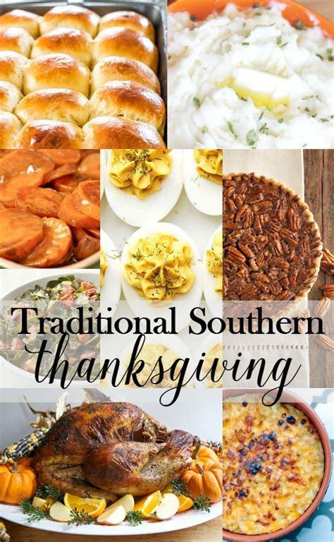 traditional thanksgiving food ideas  pinterest