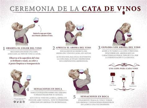 la cata 10 infograf 237 as sobre la cata del vino vinopack