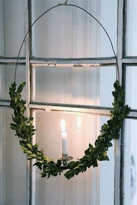 Wreaths In Windows Inspiration Yourself A Swedish Decor