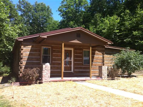 Concrete Log Cabins by Projects Kentucky Logs Concrete Log Siding