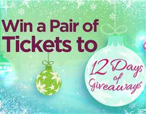 Tickets To Ellen Degeneres 12 Days Of Giveaways - ellentube com 12days ellen s 12 days of giveaways