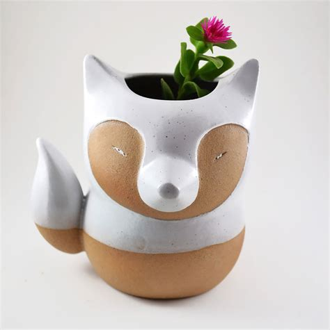 cute planters adorable little animal planters that will protect your