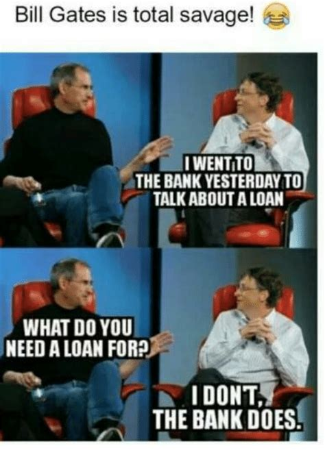 Bill Gates Memes - 25 best memes about doe and savage doe and savage memes