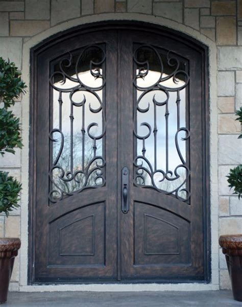 wrought iron decorations home marvelous wrought iron door d15 in wow home decoration