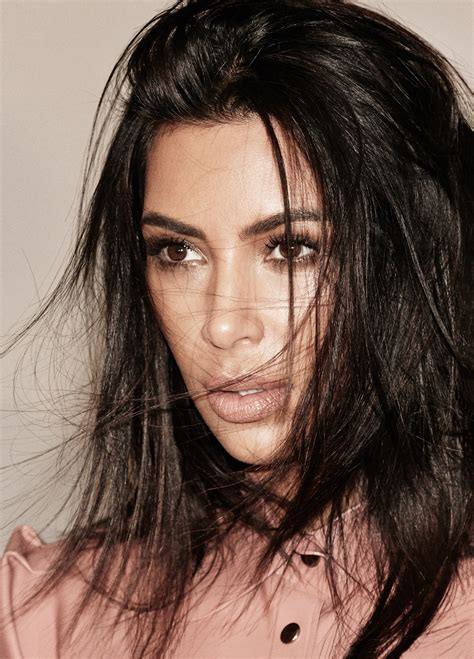 best hair color tested by allure magazine kim kardashian opens up to allure about life after the