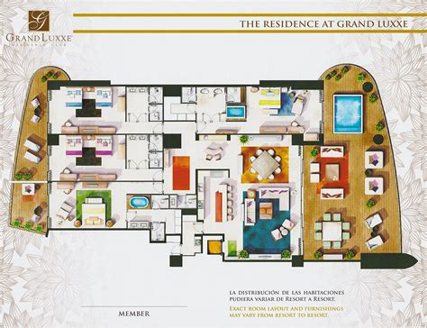 grand luxxe spa tower floor plan floor plans grand luxxe residence