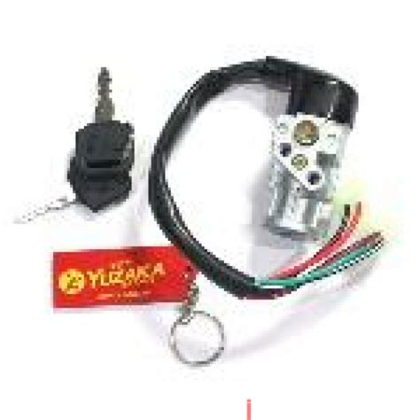 Kunci Kontak Supra Fit New kunci kontak only yuzaka supra fit new ignition cables