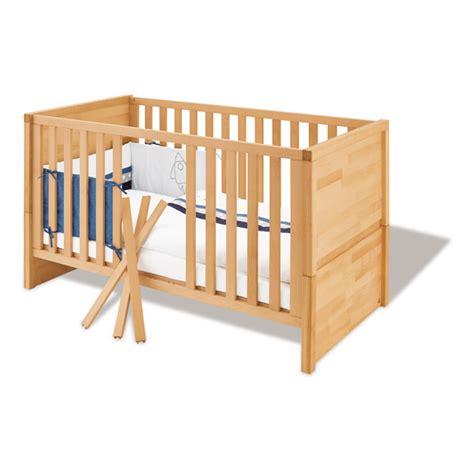chambre bebe bois massif lit b 233 b 233 233 volutif fagus 70x140 bois massif pinolino