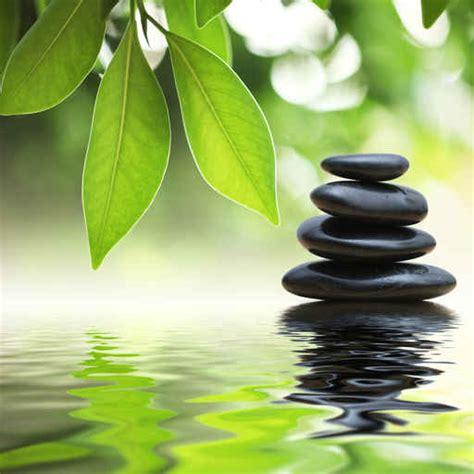 imagenes zen agua cuadros zen piedras sobre el agua