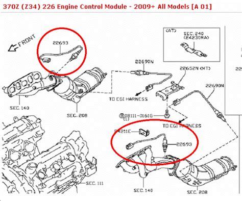g35 o2 sensor wiring diagram 28 wiring diagram images