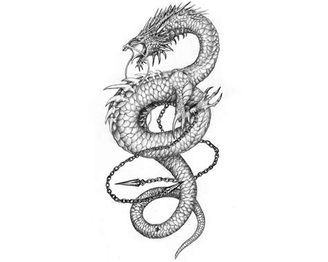 small chinese dragon tattoo tattoos designs ideas and meaning tattoos for you