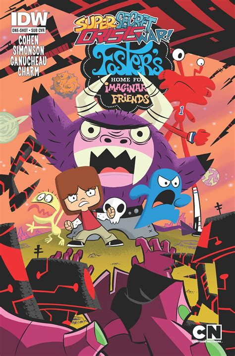secret crisis war foster s home for imaginary