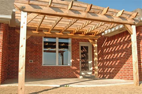 make a house a home how to build a pergola casual cottage