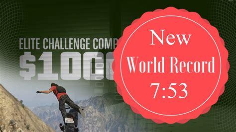 elite challenge gta pc pacific standard elite challenge 7m53s