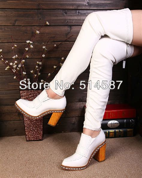 2014 designer thigh high boots black and white