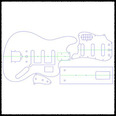 guitar routing template bass vi guitar routing templates faction guitars