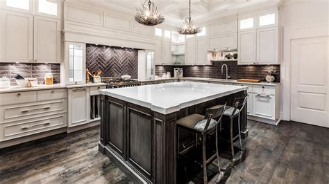 kitchen cabinets montreal kitchens classic design in quebec tendances concept